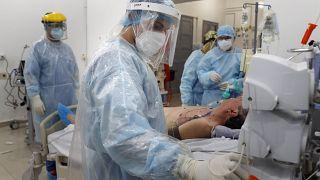 افزایش قربانیان ویروس کرونا