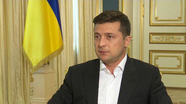 Situation au Bélarus : entretien exclusif avec le président ukrainien Volodymyr Zelensky