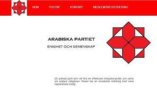 حزب العرب في السويد