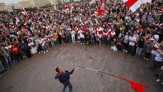 Новый день протестов в Беларуси
