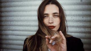"""Francesca Tasini è la regista di """"Lola""""."""