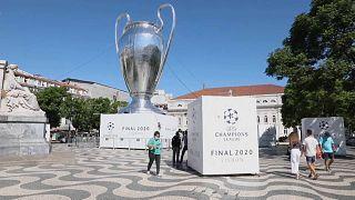 Lisbon prepares for Champions final