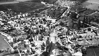 روستای «ارادور» در سال ۱۹۵۳ میلادی