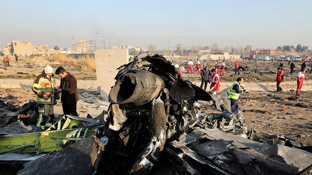 Ukrayna yolcu uçağı 25 saniye aralıkla iki füze ile vuruldu, ilk füzede herkes ölmedi