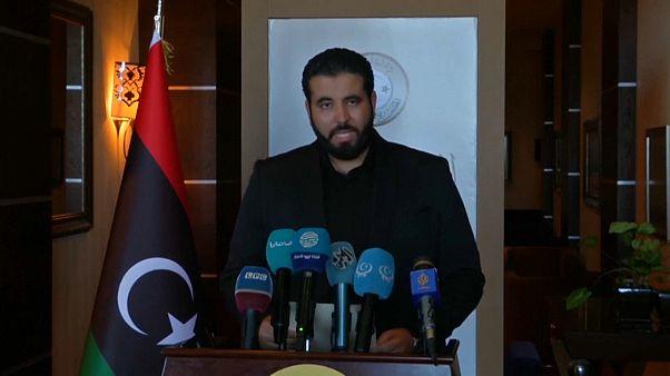 محمد بن نيس المتحدث باسم المجلس الأعلى للدولة الليبية