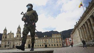 Onda de massacres na Colômbia