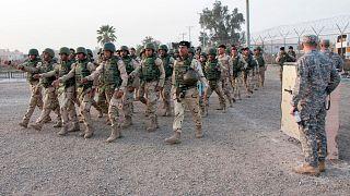 پایگاه تاجی در عراق