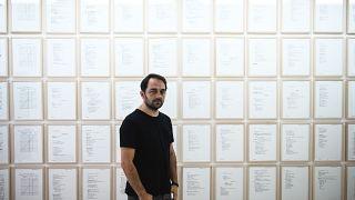 الفنان الصربي فلاديمير ميلادينوفيتش
