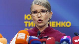 Julia Timoschenko im Jahr 2019