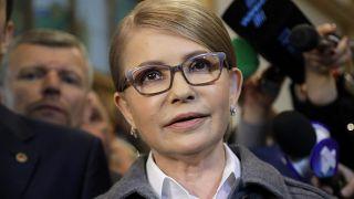 Antiga PM ucraniana Tymoshenko contraiu Covid-19