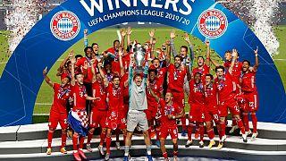 Il Bayern Monaco Campione d'Europa