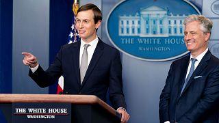 Beyaz Saray danışmanı Jared Kushner