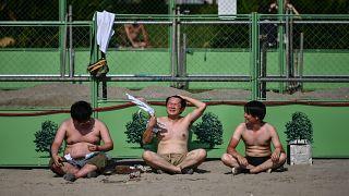 Tokyo'da sıcak havalar can almaya devam ediyor