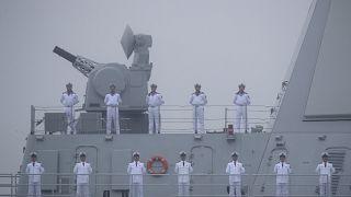 Çin donanması