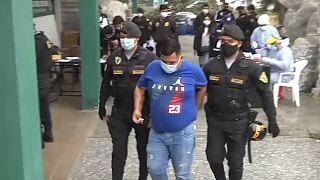 Uno de los detenidos en Perú tras la tragedia