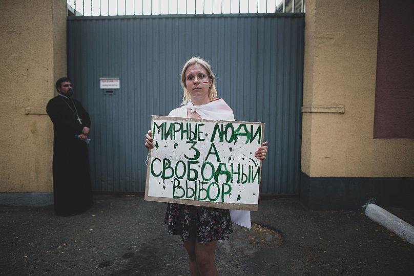 Evgeniy Maloletka/AP Photo
