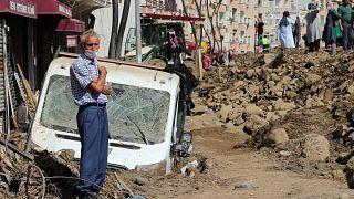 Giresun'daki sel felaketinde ölenlerin sayısı 7'ye çıktı