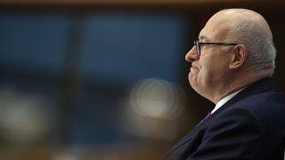Παραιτήθηκε ο Ευρωπαίος επίτροπος εμπορίου Φιλ Χόγκαν
