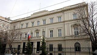 Rusya'nın Avusturya'daki elçilik binası