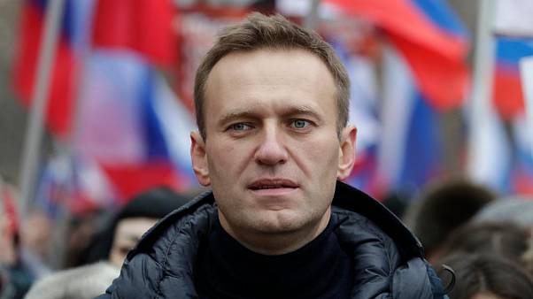"""Encuentran """"trazas de veneno"""" en Navalni"""