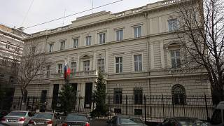 The Russian embassy in Vienna said it was 'outraged' by the decision.
