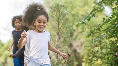 Children with greater access to green spaces were found to have higher IQs in new research.