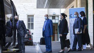 المحادثات حول الدستور السوري في جنيف