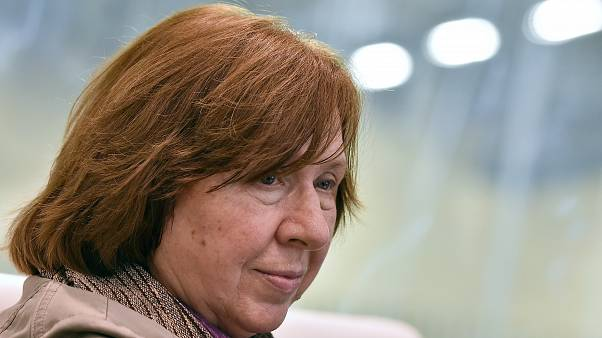 Svetlana Alexievich was awarded the Nobel prize for literature in 2015.