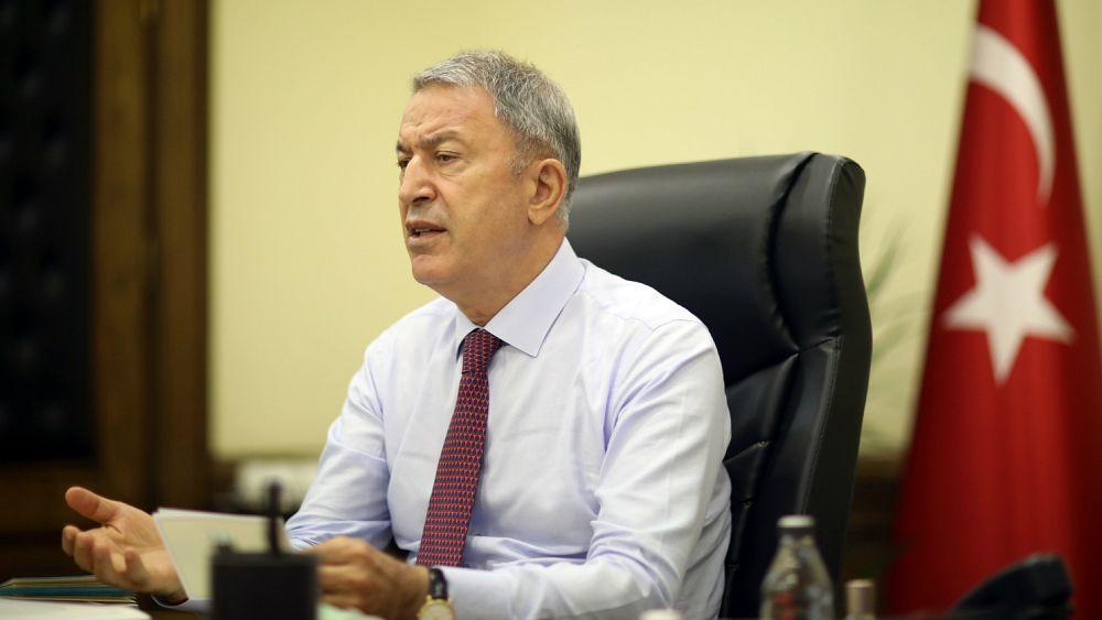 Milli Savunma Bakanı Hulusi Akar: Yunanistan'ın tatbikat açıklaması gerginliği artıran bir faaliyet
