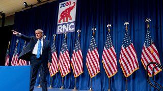 Donald Trump briguera le 3 novembre 2020 un second mandat
