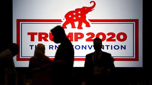 Республиканцы официально выдвинули Трампа в качестве своего кандидата в президенты