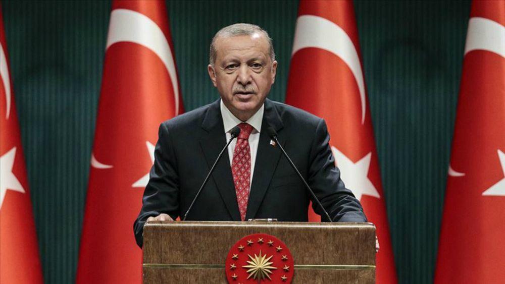 Erdoğan: Tespit edilen doğalgaz rezervi çok daha büyük bir kaynağın ilk habercisi
