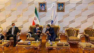 سفر مدیرکل آژانس بین المللی انرژی اتمی به ایران