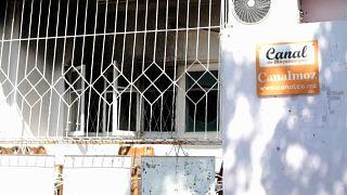 Le journal Canal de Moçambique attaqué