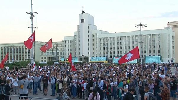Cihanouszkaja: ez nem Oroszország-párti vagy ellenes forradalom és nem EU elleni vagy melletti