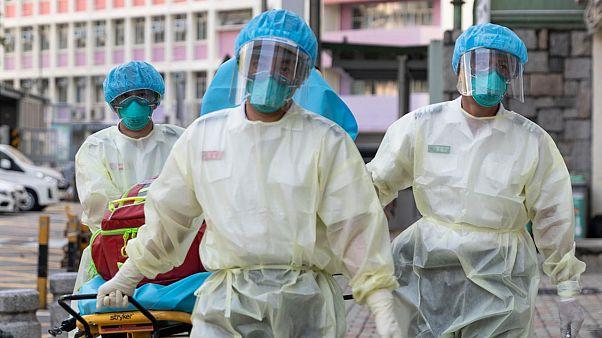 Hong Konglu doktorlar