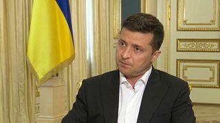 Ukrainischer Präsident Selenskyj: Blutvergießen vermeiden