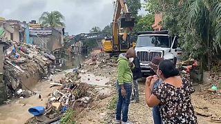Las huellas de Laura en República Dominicana