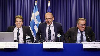 Yunan Devlet Bakanı Giorgos Gerapetritis