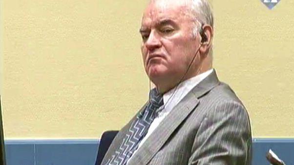 Újra bíróság előtt áll Ratko Mladics