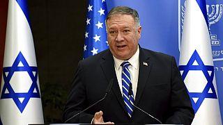 ABD Dışişleri Bakanı Mike Pompeo, Ömer el-Beşir'in 2019'da askeri darbe ile devrilmesinin ardından ülkesi adına Sudan'a yapılan ilk resmi ziyareti gerçekleştirdi.