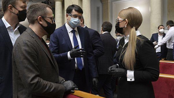 Lélegeztetőgépre került Julija Timosenko