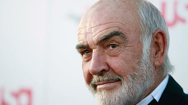 Sean Connery 2007-ben Életmű-díjat kapott az amerikai filmakadémiától