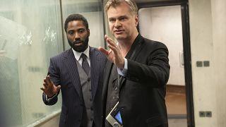 Tenet feiert Kinopremiere - Futuristischer Agententhriller von Regiemeister Nolan