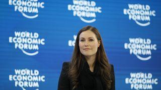 Finlandiya Başbakanı Sanna Marin
