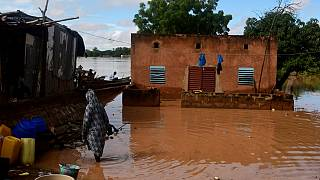 Several districts of Niger capital flooded