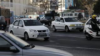 نمای عمومی از شهر تهران