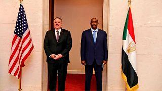 سفر وزیر خارجه آمریکا به سودان