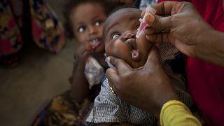 В Африке искоренили полиомиелит