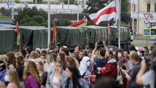 Belarusians are returning to protest in Minsk